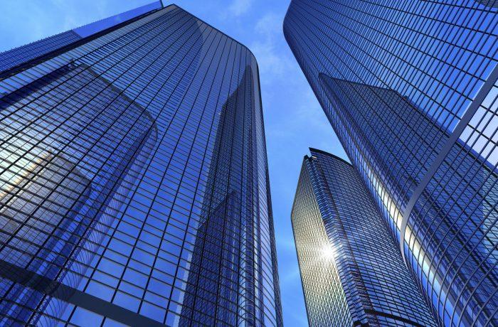 בניינים גורדי שחקים